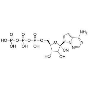 Remdesivir Triphosphate structure